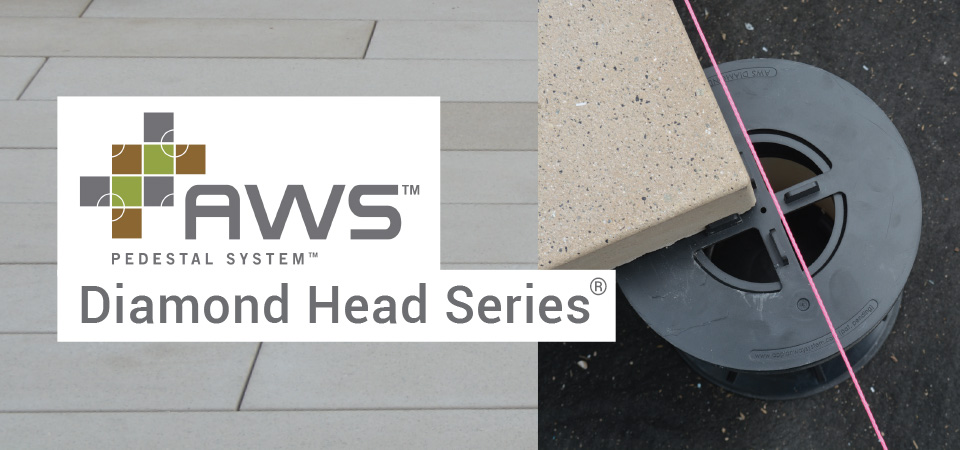 Calculate the AWS Pedestal System: Pedestals for Pavers on